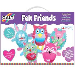Galt Toys Felt Friends (Arts & Crafts Sewing Kit)
