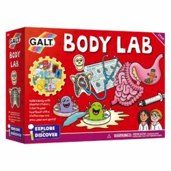 Galt Toys Body Lab (Biology Science STEM Kit for Children)