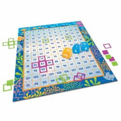 Learning Resources Make a Splash 120 Mat Floor Game
