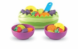Learning Resources New Sprouts Fresh Fruit Salad (Play Food)