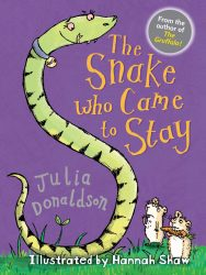 The Snake Who Came to Stay - Little Gems (Dyslexia-Friendly Book -Julia Donaldson, Barrington Stoke)