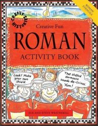 Roman Activity Book (Crafty History - b small publishing)