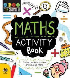 Maths Activity Book (STEM series - b small publishing)