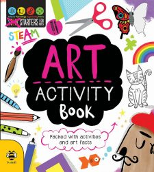 Art Activity Book (STEAM series - b small publishing)