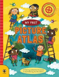 My First Picture Atlas (b small publishing)