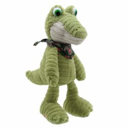 Wilberry Snuggles - Crocodile (Soft Toy)