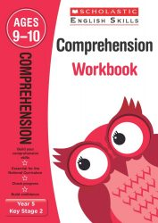 Scholastic Comprehension - Year 5 Workbook (KS2 English Skills)