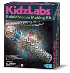 4M KidzLabs Kaleidoscope Making Kit
