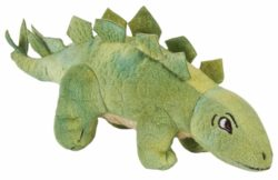 The Puppet Company Stegosaurus Dinosaur (Dino Finger Puppet/Soft Toy)