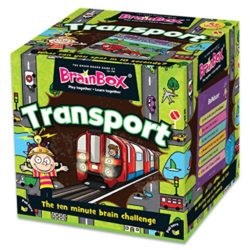 Brainbox Transport (Memory Game)