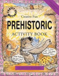 Prehistoric Activity Book (Paperback)