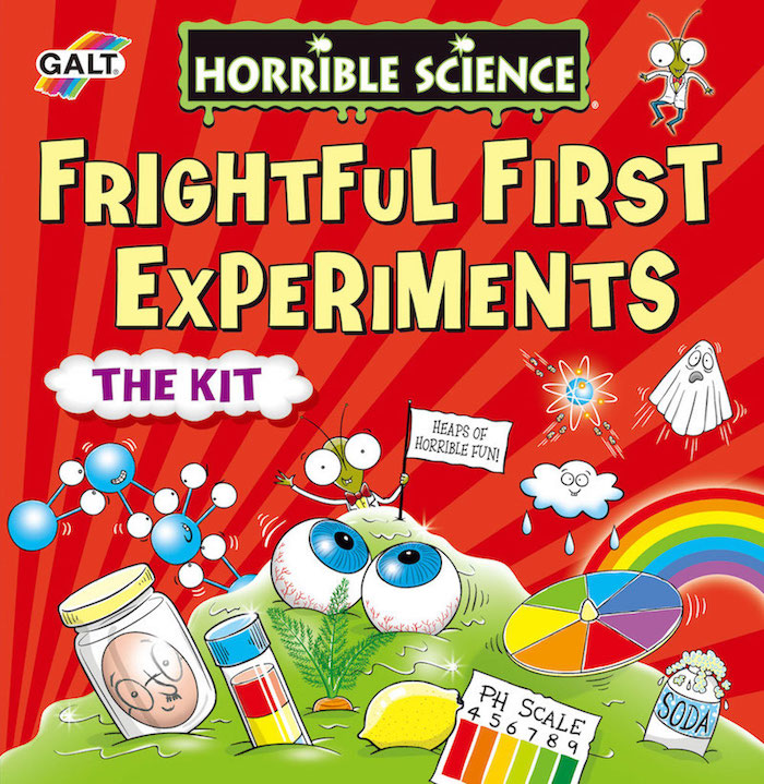 Galt Toys Frightful First Experiments (STEM Science Kit ...