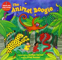 Barefoot Books - Animal Boogie (Singalong Book + CD)
