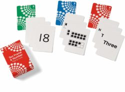 10 Frame Number Playing Cards (Knowledge Builder - Numeracy Game)