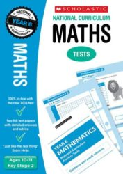 Scholastic Maths 2020 SATs Practice Papers - Year 6 Workbook (KS2 National Curriculum SATs Tests)