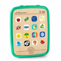 Baby Einstein Hape Wooden Tablet Musical Toy