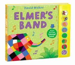 Elmer's Bank Sound Book (Andersen Press)