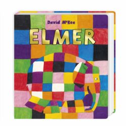 Elmer - Board Book (Andersen Press)