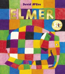 Elmer Picture Book 30th Anniversary Collector's Edition (Hardcover - Andersen Press)