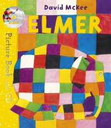Elmer Picture Book + CD (Andersen Press)