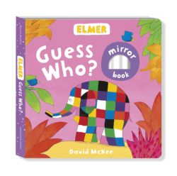 Elmer Guess Who - Mirror Sensory Board Book (Andersen Press)