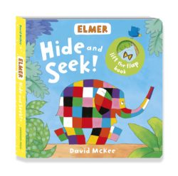 Elmer Hide & Seek Board Book (Andersen Press)